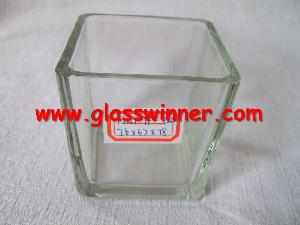 square glass factory