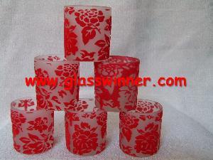 shenzhen flocking glass factory