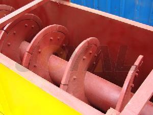 joyal screw sand washing varying 75 t h 350