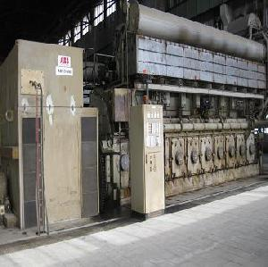 gas engine power plant pilstick
