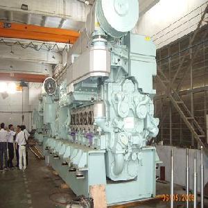 marine generator wartsila 6l32