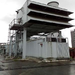 cycle power plant dual fuel alsthom 38mw
