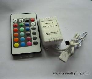 rgb led controller flexible strip lights