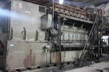 6 35mw second hand engine