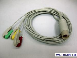 ecg cable 04 c defib