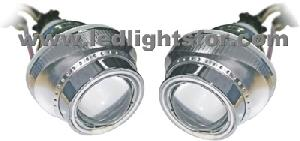 hid bi xenon projector lens light