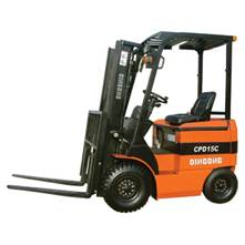 battery electric forklift truck