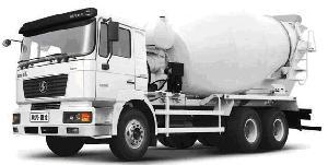 concrete mixer truck cement