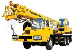 mobile jib truck mounted crane
