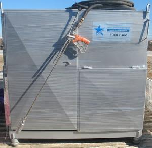 pressure water jet sand blaster hp 1000