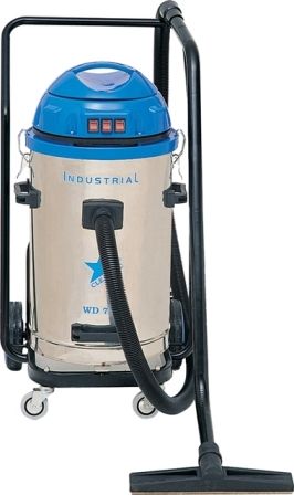 industrial wet dry sweepers wd753