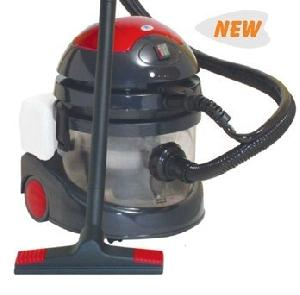 steam cleaning robot