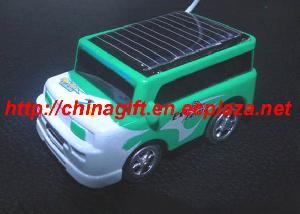 solar powered remote conteol car mini