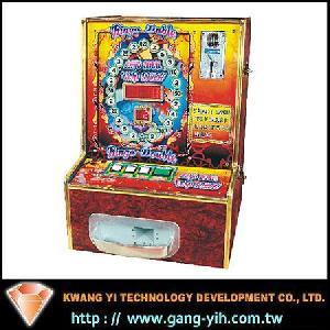 roulette machine bingo ky r0911