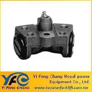 brake wheel cylinder forklift toyota