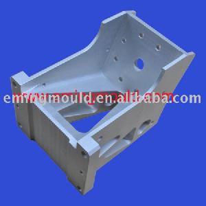 las piezas en aleación de aluminio