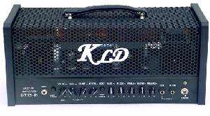 kldguitar gt15hm 15w channels tube guitar head