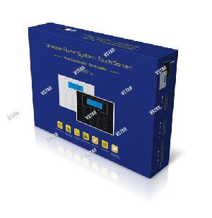 sistema de conexion sensor humo