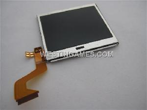upper lcd screen spare nintendo ds lite ndsl console