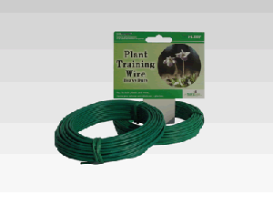 heavy duty plant training wire plastic coated