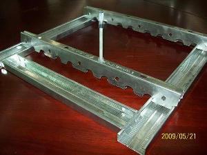 suspension grid ceiling metal furring channel