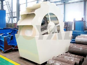 shanghai joyal sand cleaning machine
