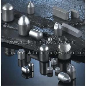 cemented carbide button