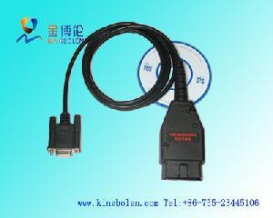 volvo serial diagnostic cable