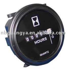 sh 7473 electronic quartz hour meter