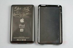 ipod u2 blackcover