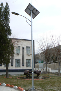 street solar lighting