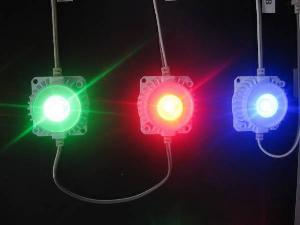 led module sign box