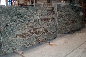 green jade slabs