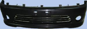 car front plastic cnc prototype