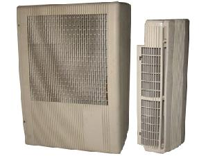 plastic air conditioner shell