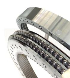 axial slewing rings