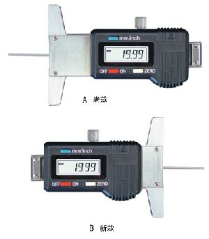 digital tire thread depth gauges