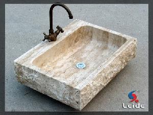 marble kitchen sink ld k001
