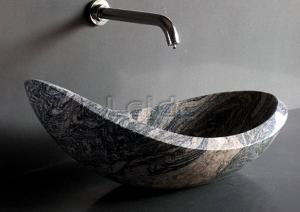 stone vessel sink ld c002
