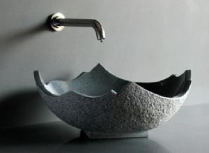 stone wash bowl basin sink ld c030