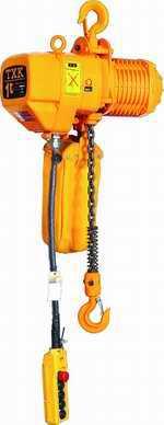 1ton electric chain hoist