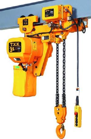 3 ton lifting electric chain hoist