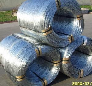 galvanized wire iron
