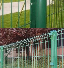chain link fence welded wire mesh expanded metal razor barbed