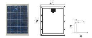 polycrystalline solar panels modules