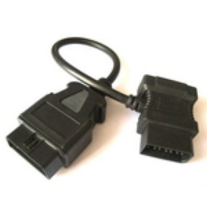 14pin obd2 16pin diagnostic cable