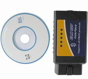 bluetooth elm327 obd diagnostic interface