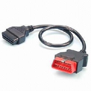 obd ii male female connector 2 16