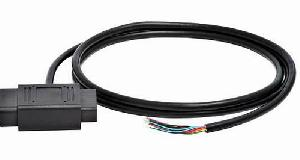 obdii 16p m f open cable