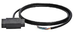 obdii m f open cable